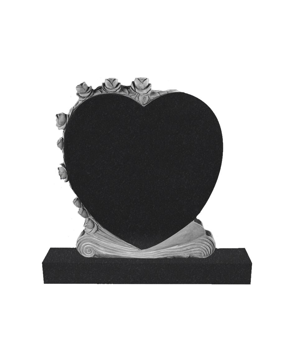 Памятник Э. 1000*900*100 (№ 13 К06, габбро черный)