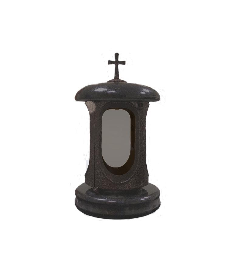 Лампада H 300 D150 (L30, К06, габбро черный)