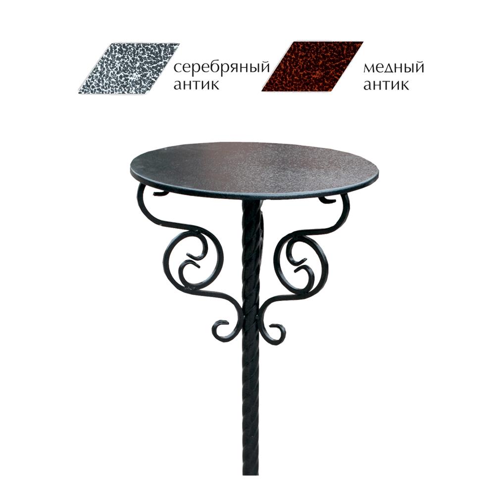 Стол 3 с элементами ковки