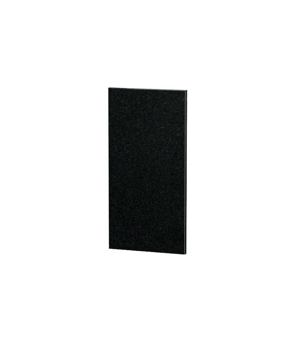 Плита облицовочная 600x300x15 Черная