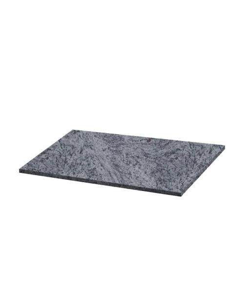 Надгробная плита N07 (Индия, голубая К10) 1280*600*30