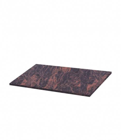 Надгробная плита N04 (Индия, коричневая К11) 1280*600*40