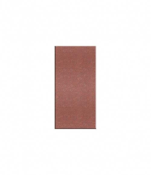 Плитка прямоугольная №S09 (Индия, красная К05) 600*300*18