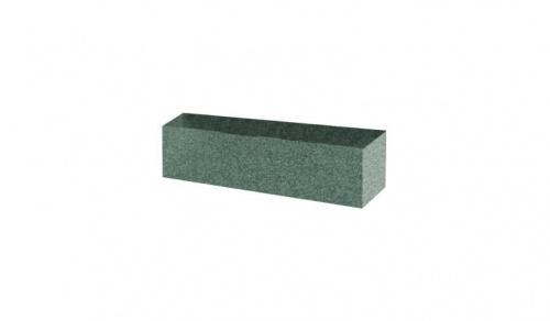 Подставка 1200*200*140 (К02, габбро зеленый)