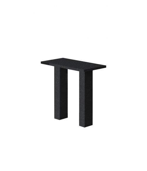 Стол прямоугольный TSK90 (черный К06)
