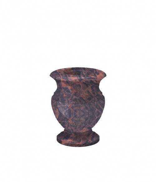Ваза (Индия, коричневая К11) H200, D100