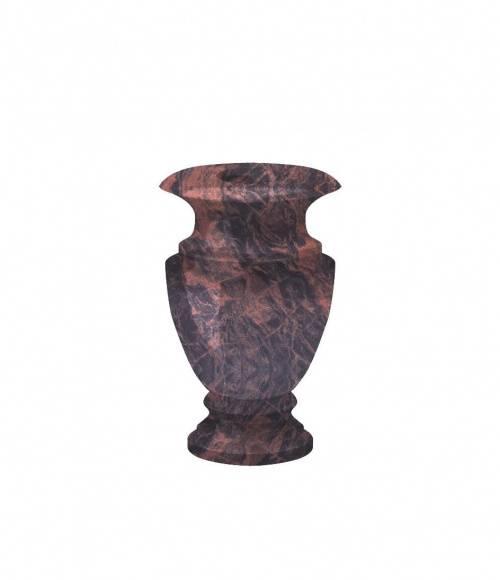 Ваза (Индия, коричневая К11) H250, D100