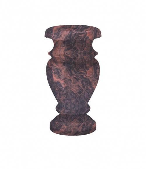 Ваза (Индия, коричневая К11) H300, D130