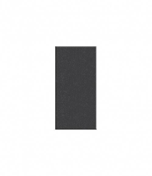 Плитка прямоугольная №S06 (Китай, черная К06) 600*300*10