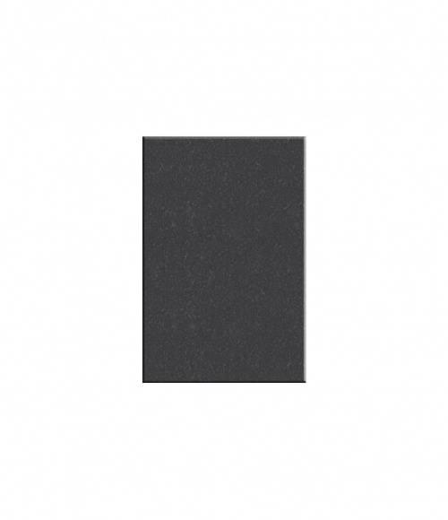 Плитка прямоугольная №S07 (Китай, черная К06) 600*400*15
