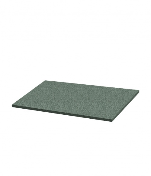Надгробная плита N09 (Китай, зеленая К02) 1030*550*30