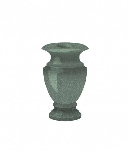 Ваза (Китай, зеленая К02) H250, D100