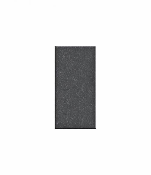 Плитка прямоугольная № S07 (Россия, габбродиабаз К13) 600*400*15